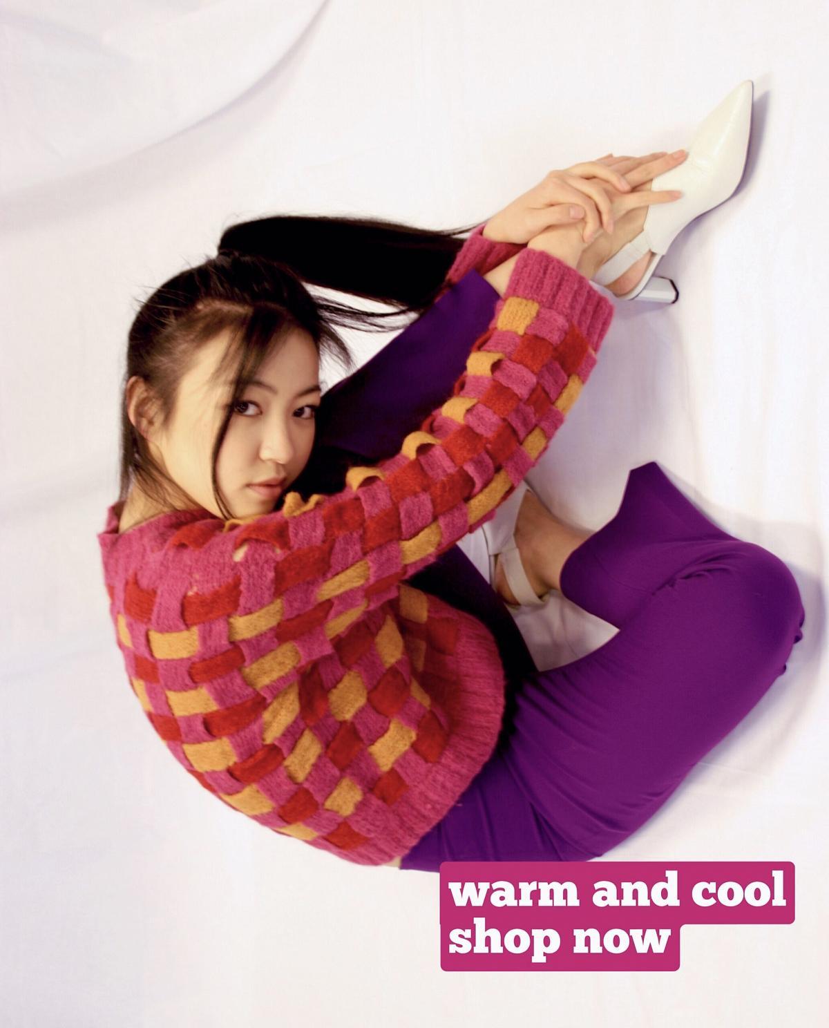 winter alpaca jumper sweater fw2021