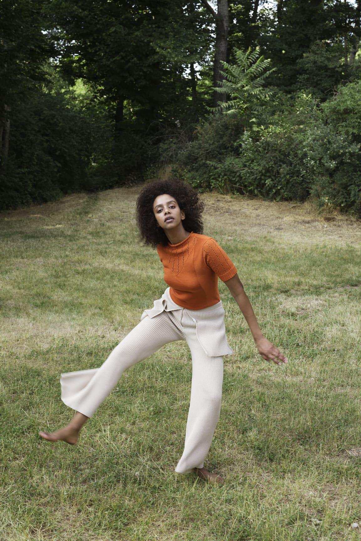 Graciela Huam Spring Summer 2019