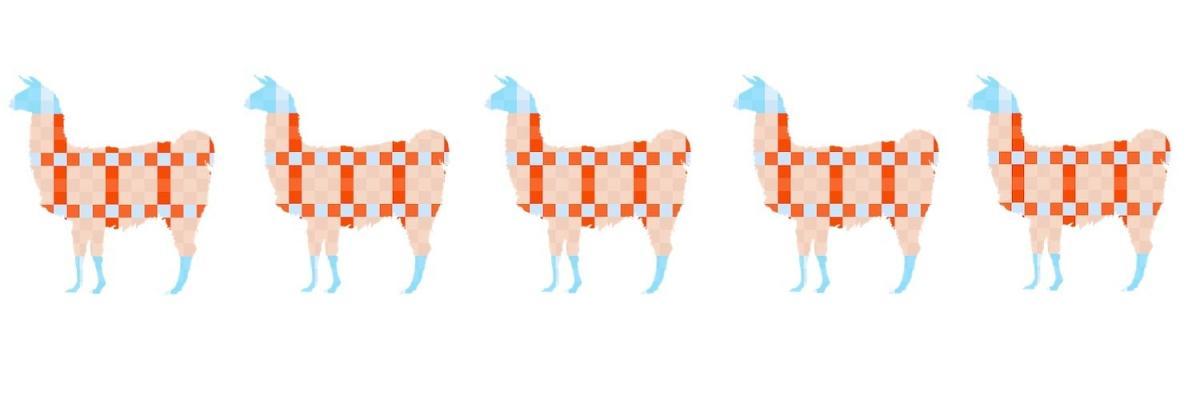 alpaca 3d graciela huam pattern