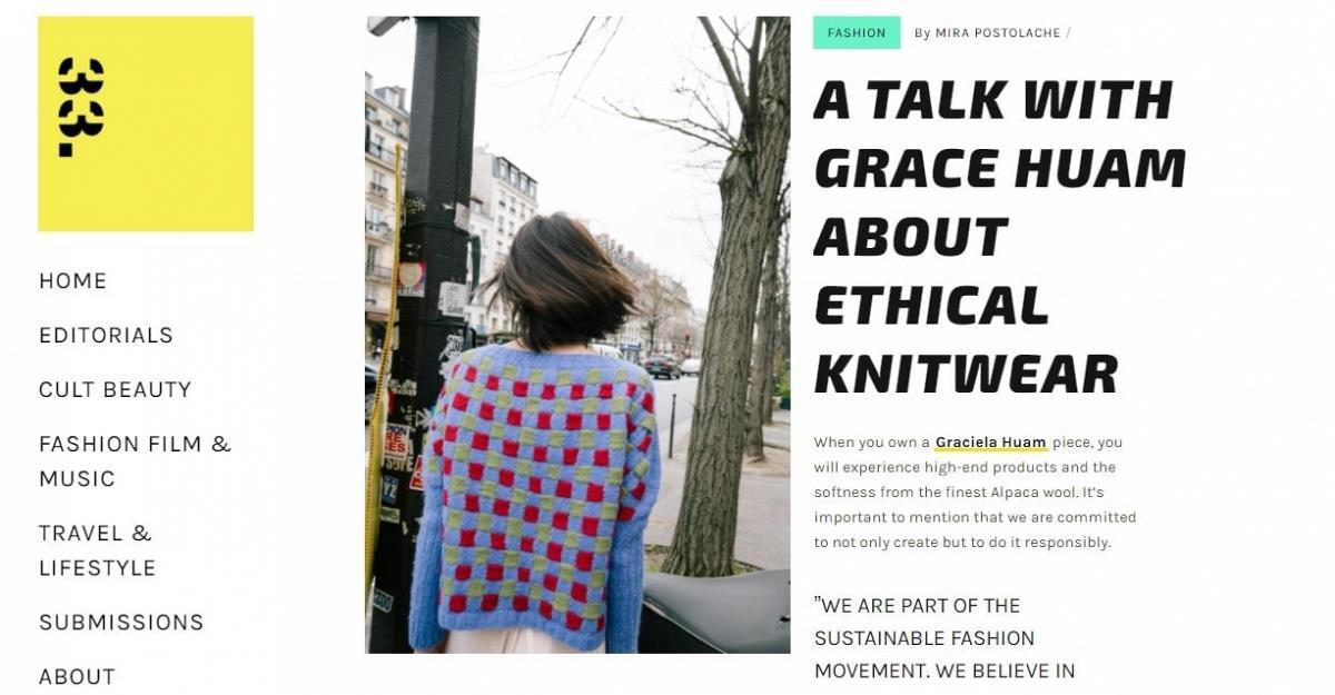 33 magazine_mira postolache interview_graciela huam