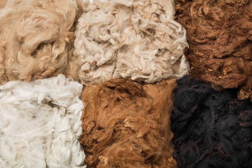 Natural Alpaca fiber