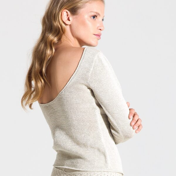 Betty sweater Pima Cotton
