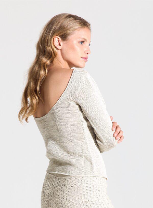 Betty sweater Pima Cotton