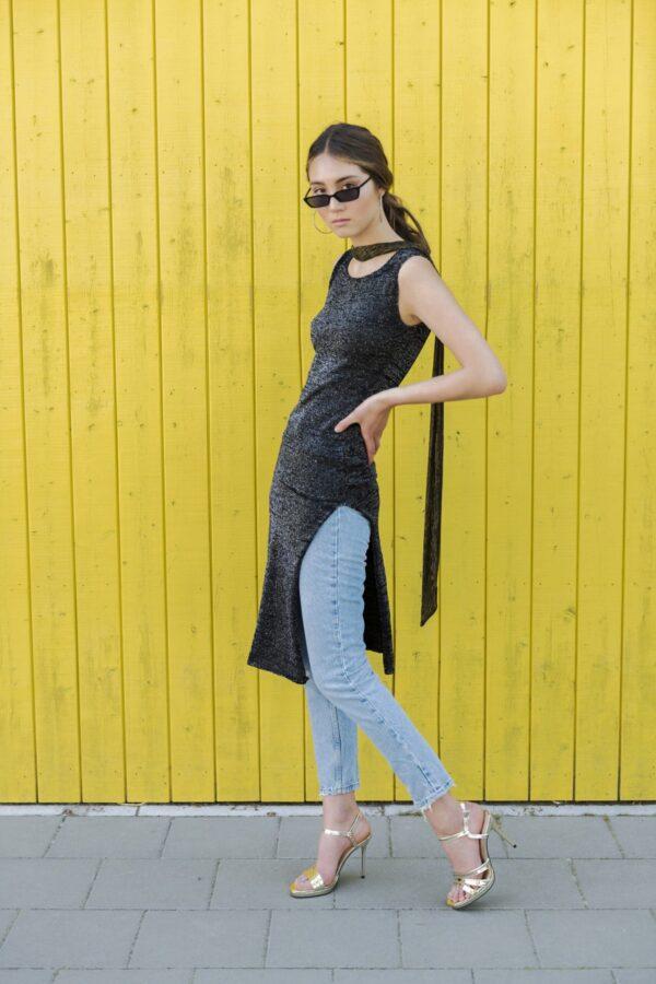 Knitted Dress Pima Cotton