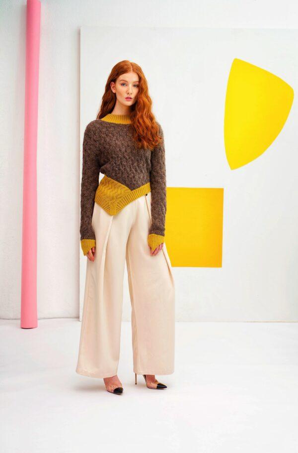 Graciela Huam Opposites Sweater Alpaca 5