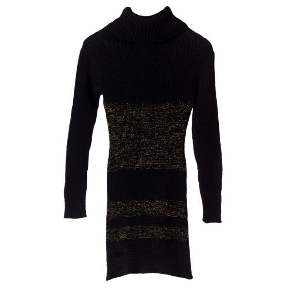 penelope pima cotton dress sweater