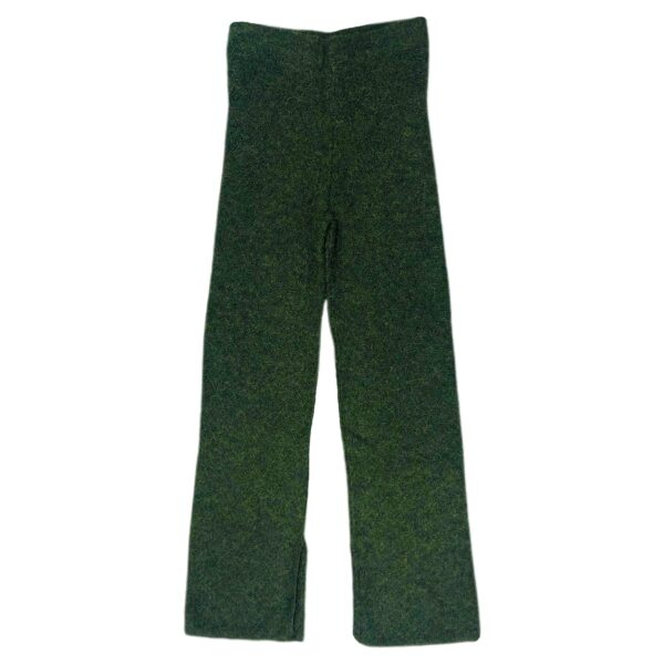 jasmin alpaca pants green