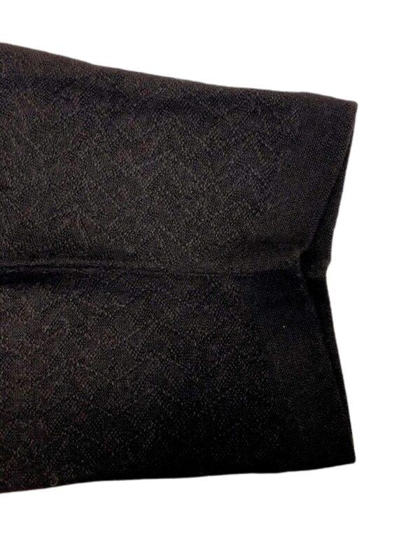 jasmin alpaca pants black detail