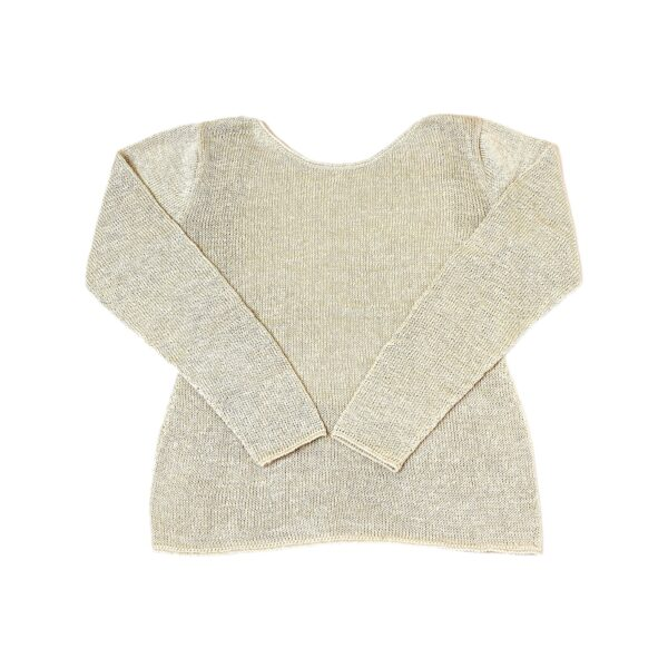kelly top pima cotton sweater