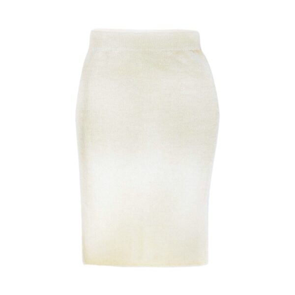 anouk skirt white back