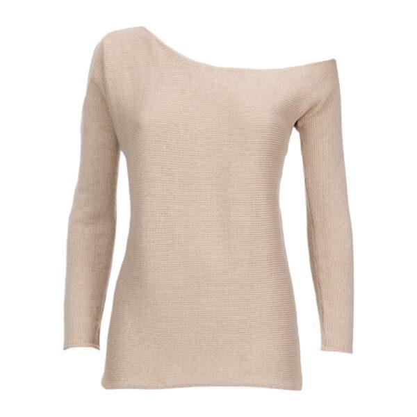 duizel pima cotton sweater front