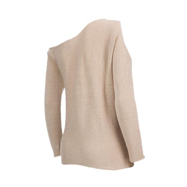 duizel pima cotton sweater back