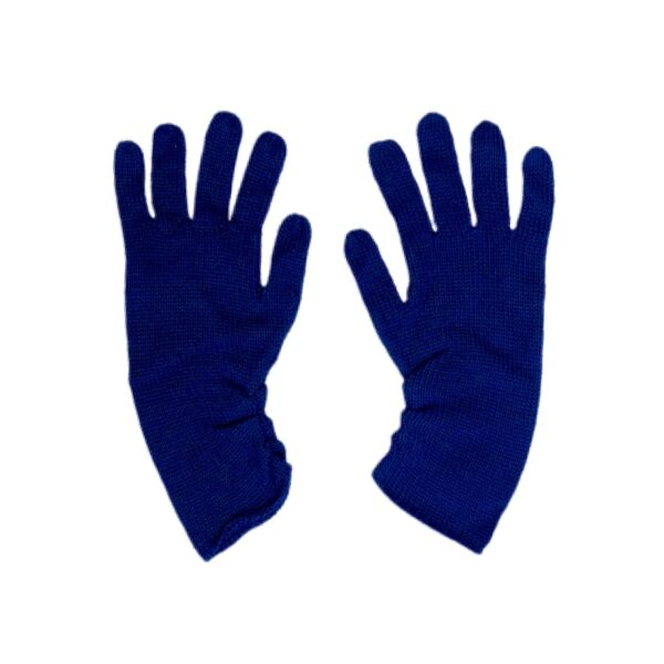 palabra alpaca gloves blue