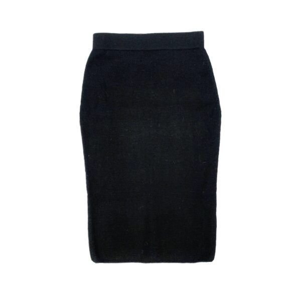 anouk alpaca skirt black