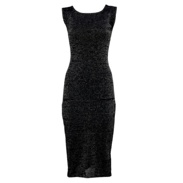 indy black dress