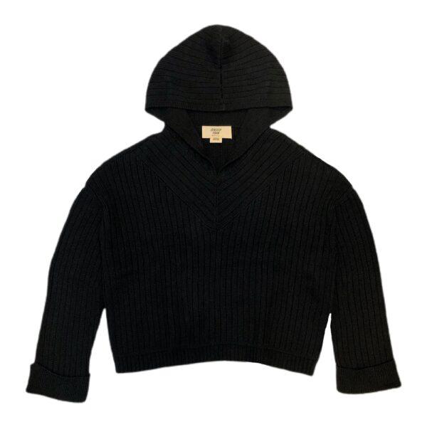 lucha hoodie black