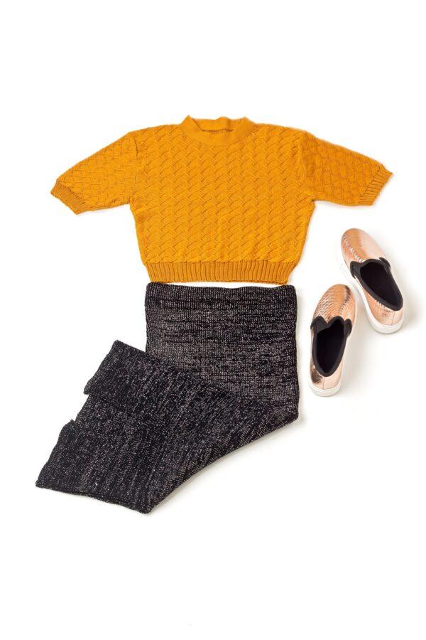 Isa Skirt Black
