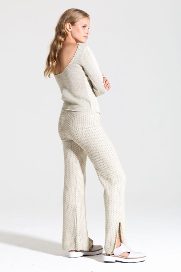 Nikki pants white 2