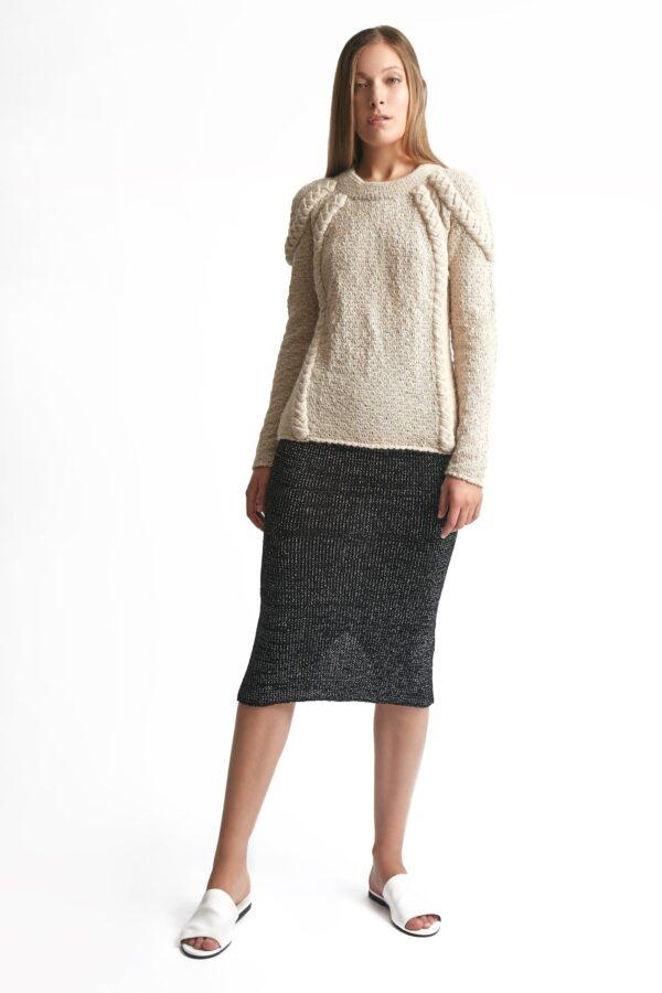 Isa Skirt Black 2