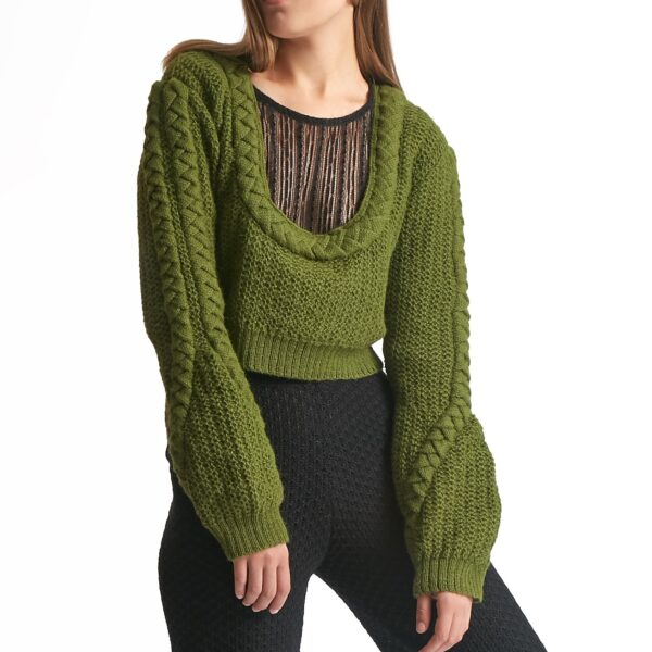 mapi alpaca crop green 3