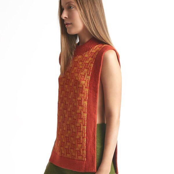 gracielahuamlookbook janice vest