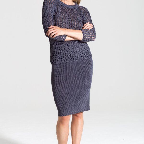 havana gray skirt