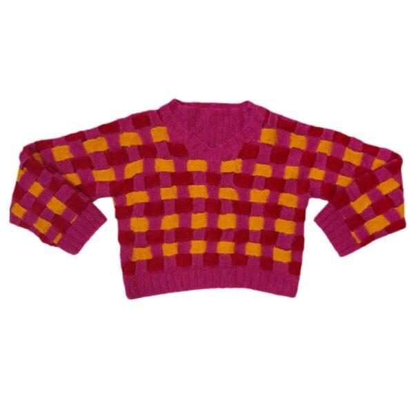 Enredo Alpaca Jumper Sweater 2